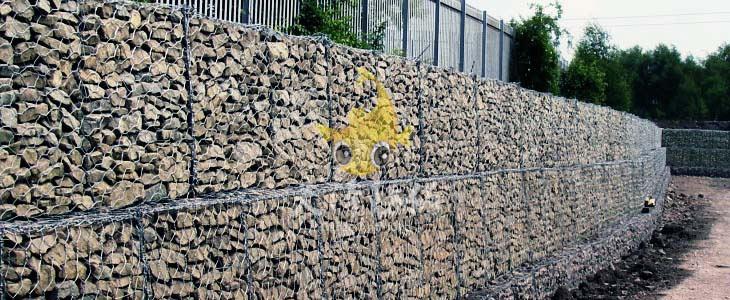 石笼网、格宾网、六角网应用
